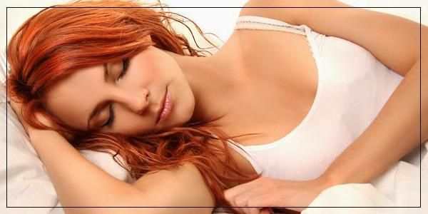 Mitos sobre sutiã - usar sutiã para dormir