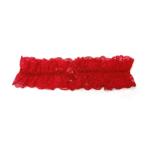 Under Trim Lace - Vermelho